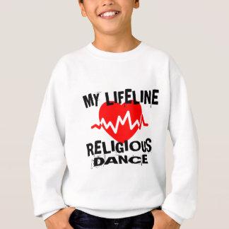 AGASALHO MEU DESIGN RELIGIOSO DA DANÇA DE LINA DA VIDA