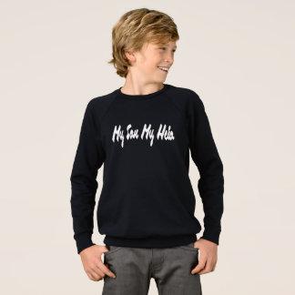 Agasalho Meu filho minha camisola do herói