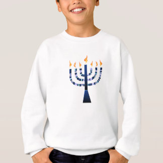 Agasalho Meu t-shirt de Menorah