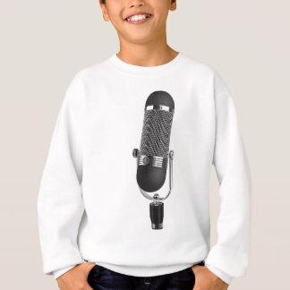 Agasalho Microfone clássico