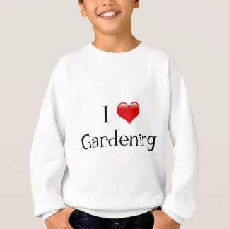 Agasalho Mim jardinagem do coração