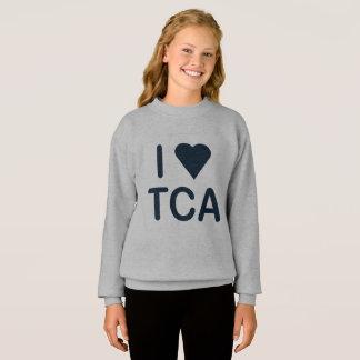 Agasalho Mim TCA do ♥ - a camisola da menina