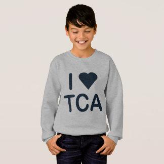 Agasalho Mim TCA do ♥ - a camisola do miúdo