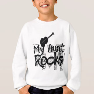 Agasalho minhas rochas da tia