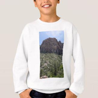 Agasalho Montanha na rocha vermelha nanovolt