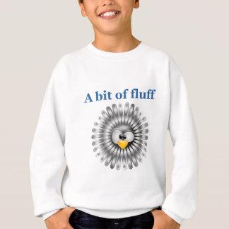 Agasalho mordido do fluff