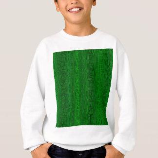 Agasalho Multi fundo da cor verde