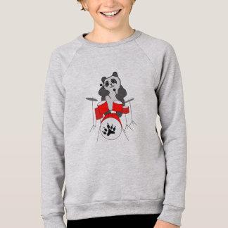 Agasalho músico da panda