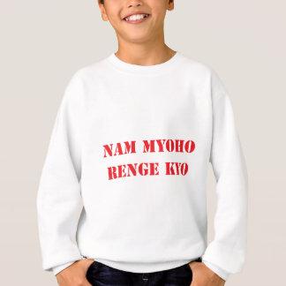 Agasalho Nam Myoho Renge Kyo