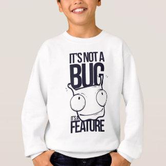 Agasalho não é inseto que é característica
