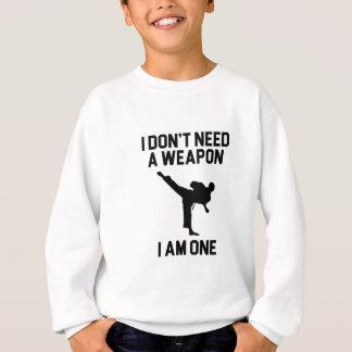 Agasalho Não precise uma arma
