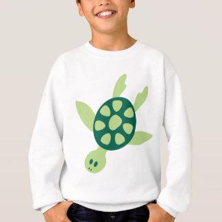 Agasalho Natação da tartaruga verde