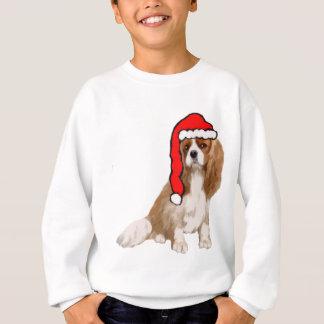 Agasalho Natal descuidado do Spaniel de rei Charles