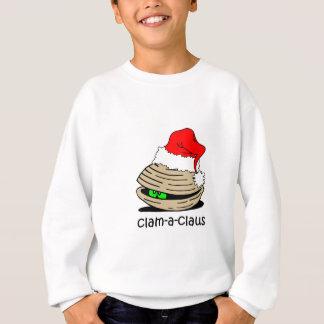 Agasalho Natal engraçado dos moluscos