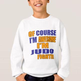 Agasalho Naturalmente eu sou lutador do judo