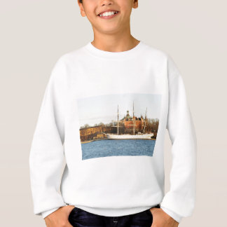 Agasalho Navegando em Éstocolmo, suecia