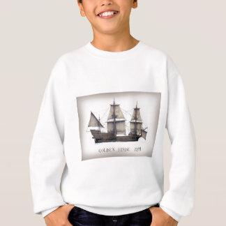 Agasalho Navio de Hinde do ouro 1578