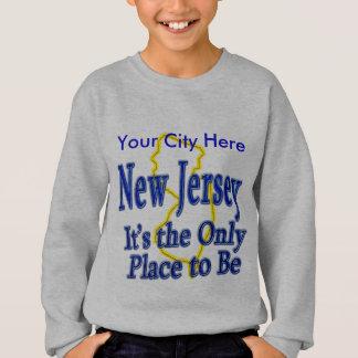 Agasalho New-jersey é o único lugar a ser