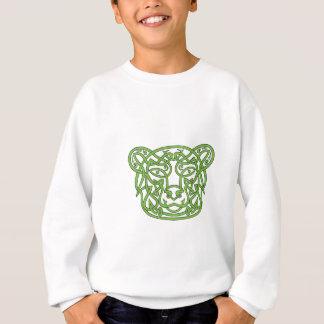 Agasalho Nó do céltico do urso