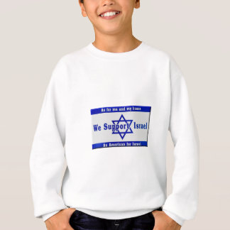 Agasalho Nós apoiamos Israel