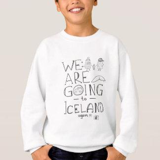 Agasalho Nós estamos indo a Islândia!