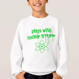 Agasalho nuclear engraçado
