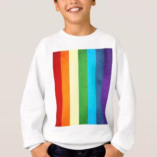 Agasalho O arco-íris arfa o unicórnio