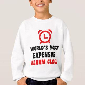 Agasalho o despertador o mais caro do mundo