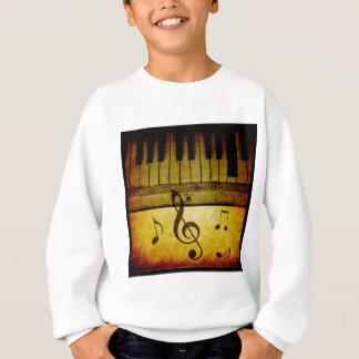 Agasalho O piano fecha o vintage