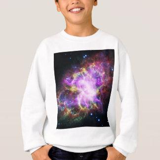 Agasalho O raio X de Chandra na nebulosa de caranguejo