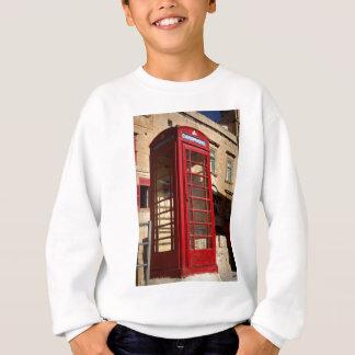 Agasalho O Telephonebox vermelho