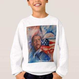 Agasalho Obama caçoa a camisola