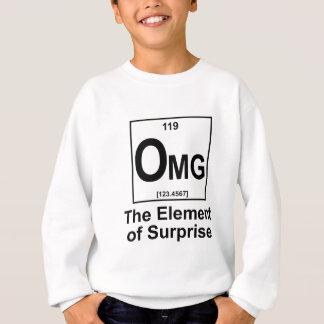 Agasalho OMG a surpresa do ósmio do elemento