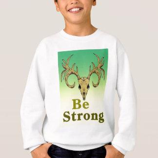 Agasalho Os cervos do crânio sejam citações fortes