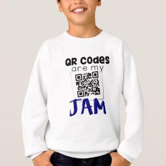 Agasalho Os códigos de QR são meu doce