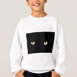 Agasalho Os olhos de gato preto