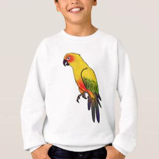 Agasalho Papagaio colorido