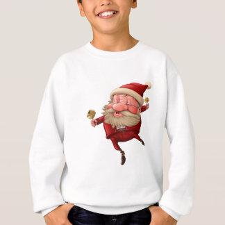 Agasalho Papai Noel e a dança do sino