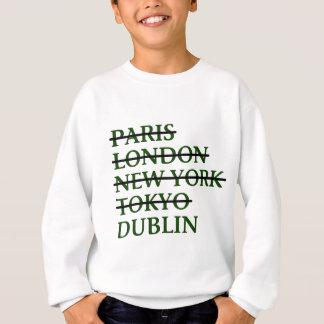 Agasalho Paris Londres NYC Tokyo Dublin