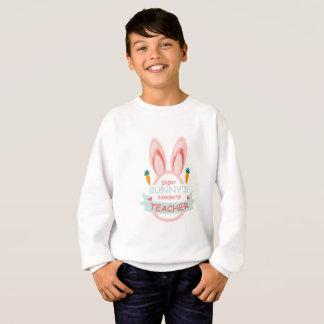 Agasalho Páscoa favorita do professor de cada coelho