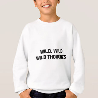 Agasalho Pensamentos selvagens selvagens