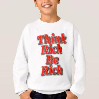 Agasalho Pense ricos