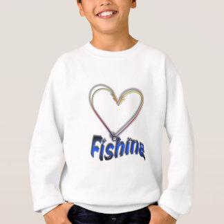 Agasalho pesca do amor