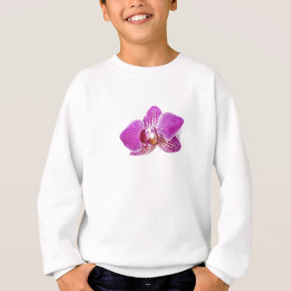 Agasalho Pintura floral do aquarel do phalaenopsis do Lilac