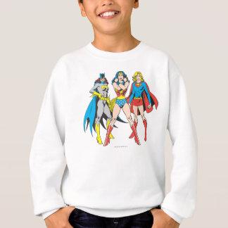 Agasalho Pose dos Superheroines