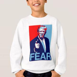 """Agasalho Poster 2017 da paródia do """"medo"""" de Donald Trump"""
