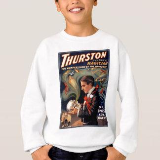 Agasalho Poster vintage do mágico de Thurston