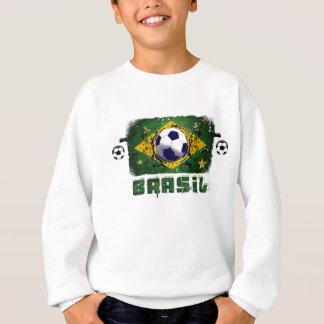 Agasalho Presentes do futebol de Brasil dos jogadores de