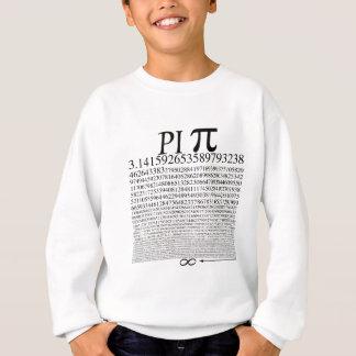 Agasalho Preto quadrado do Pi