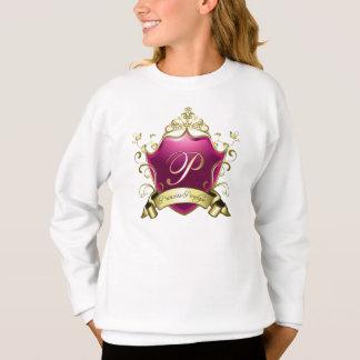 Agasalho Princesa Penélope - camisola das meninas